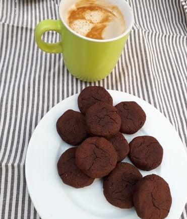 Chickpea Cookies – Gluten Free