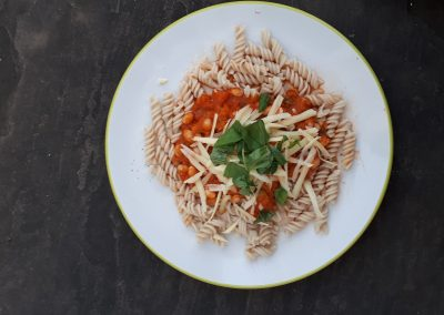Hidden Vegetable Pasta Sauce