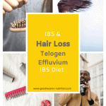 IBS and Hair loss - telogen effluvium - Goodness Me Nutrition