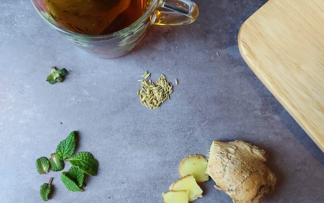 Herb Teas for IBS